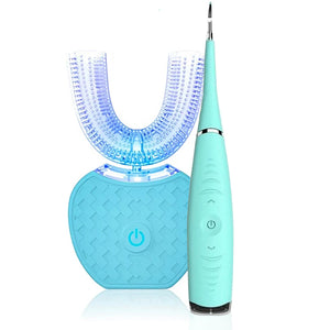 SmileSpot Tooth Cleaner + 360 Brush Bundle