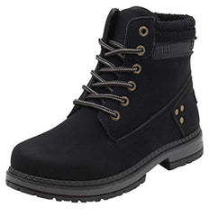 Waterproof Lace up Work Combat Boots