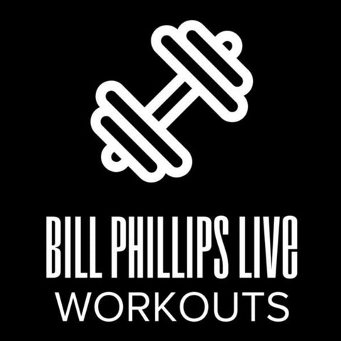 Bill Phillips Live Workouts and Workshops