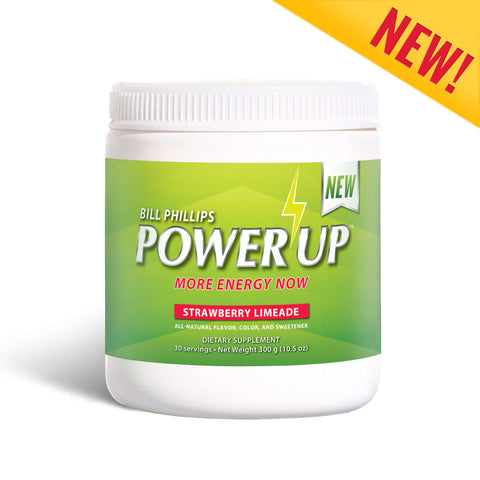 1 Bottle PowerUP Pre-Workout