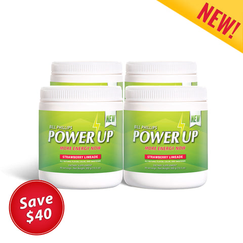 3 Bottles PowerUP Pre-Workout<br>Get 1 Bottle FREE