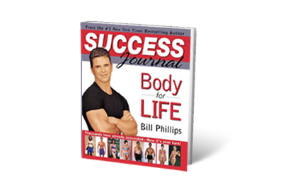 Body-for-LIFE Success Journal