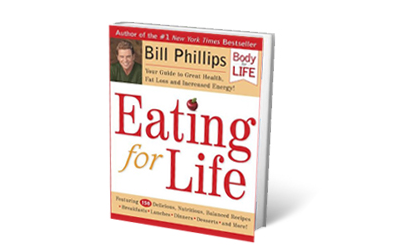 Eating for Life Book