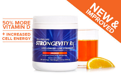 1 Bottle Strongevity Rx