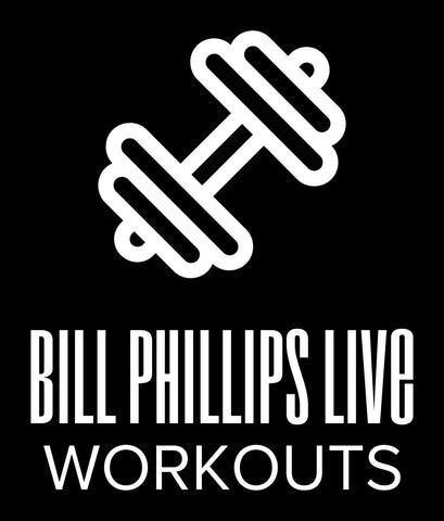 Bill Phillips LIVE 4 Week Coaching: February 4 - March 3 <br> Now Only $14 Per Day