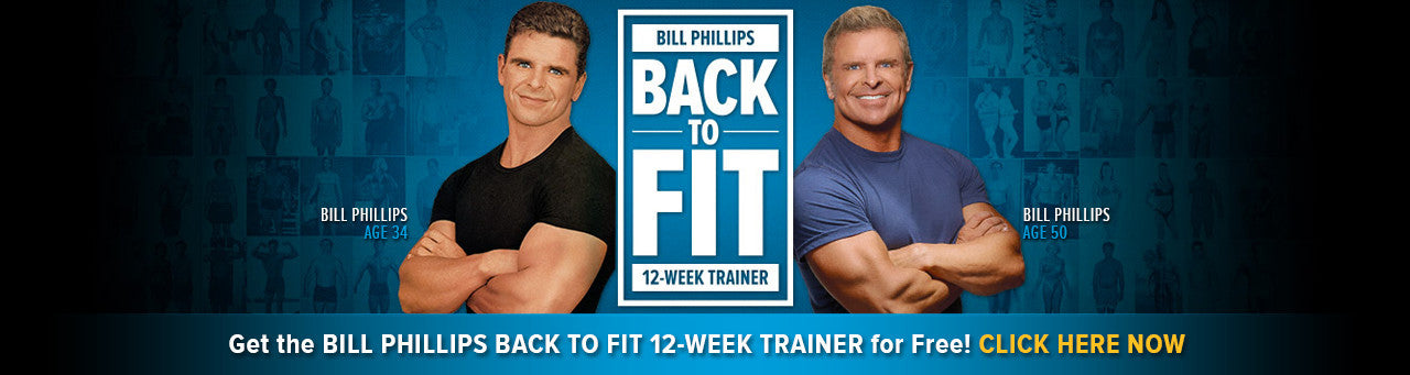 Bill Phillips Fitness Program
