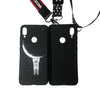 Samsung Moon Phone Case with Strap