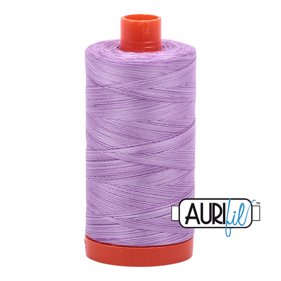 Aurifil French Lilac Variegated 3840
