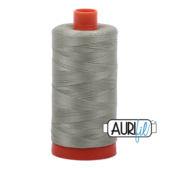 Aurifil Light Laurel Green 2902
