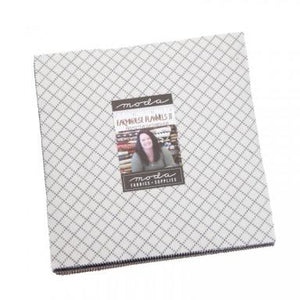 "Farmhouse Flannel II 10"" Square Pack"