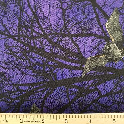 Night Sky with Bats