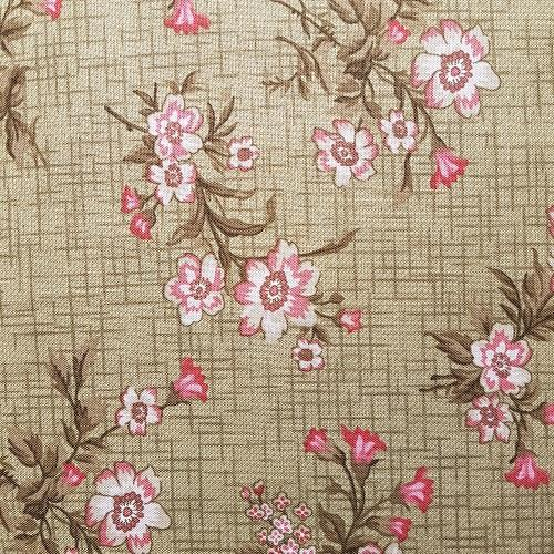 Tickled Pink - Vintage Floral Toss