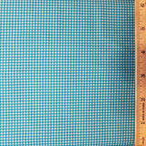 Tiny Gingham cx4834 teal