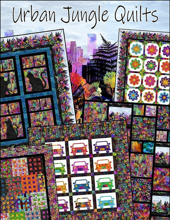 Urban Jungle Quilts