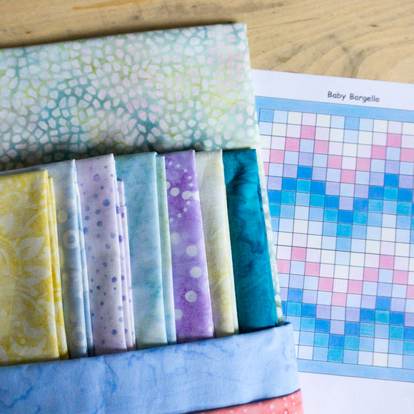 Baby Bargello Kit