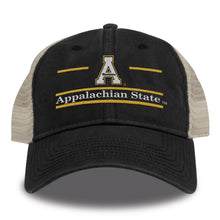 Load image into Gallery viewer, App State Black Cap