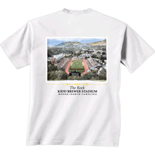 Load image into Gallery viewer, Appalachian State Kidd Brewer Stadium Shirt- Short Sleeve
