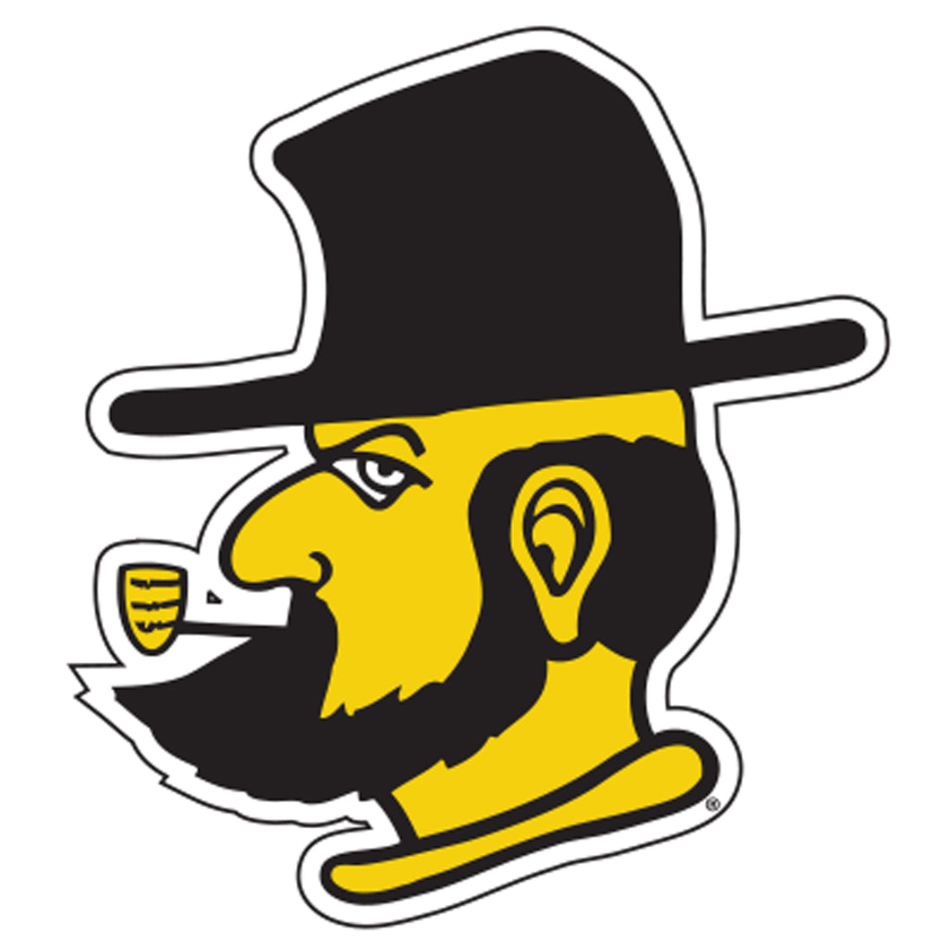 Appalachian State Yosef Decal