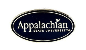 Appalachian State Spirit Pin