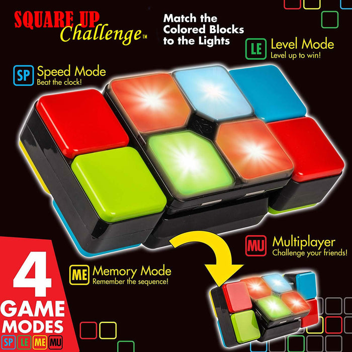 Square Up Challenge Puzzle Game