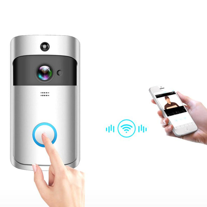 Home Front Door Sentry WiFi Video Doorbell