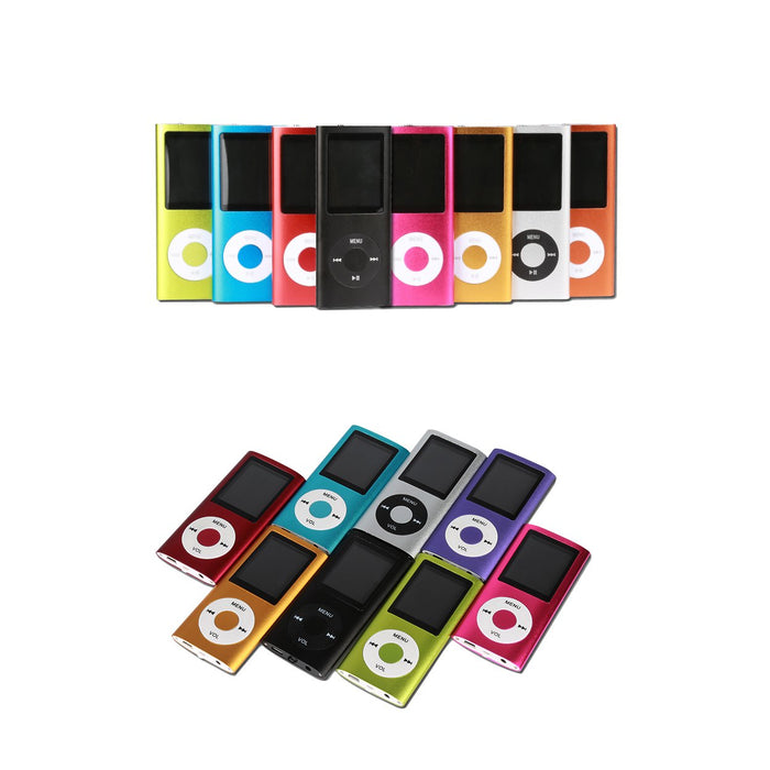 Portable Mp3 Music Player and FM Radio And More