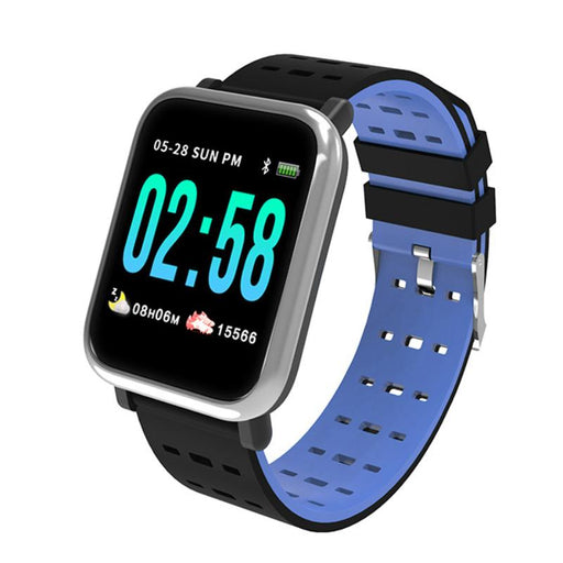 SmartFit Upbeat Live HR And BP Monitor Smart Watch