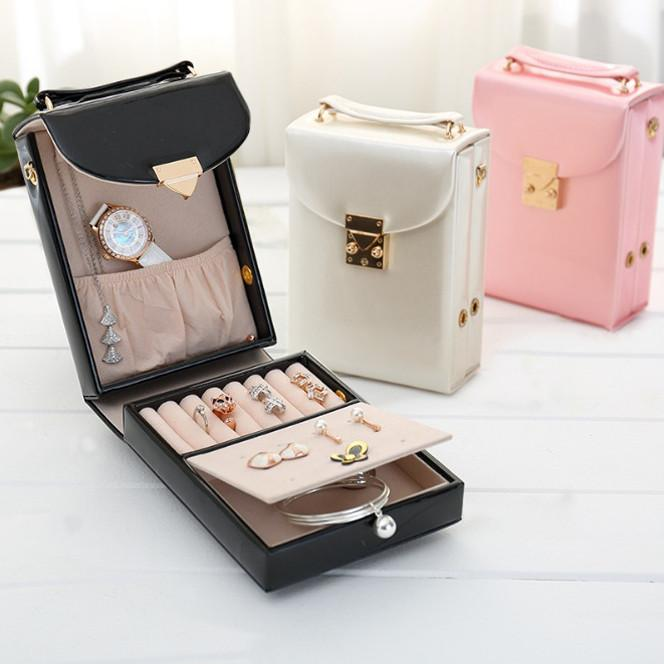 BRIDESMAID Fusion Vanity Bag For Jewels And Cosmetics - VistaShops - 1