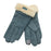 Chic Vibe Suede Smart Touch Gloves