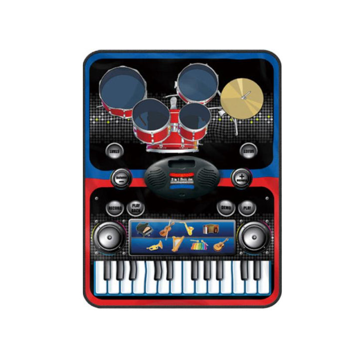 Stardom Musical Instruments Set Mat