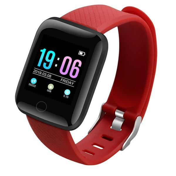 Smart Watch 2020 With Heart Rate and BP Monitor