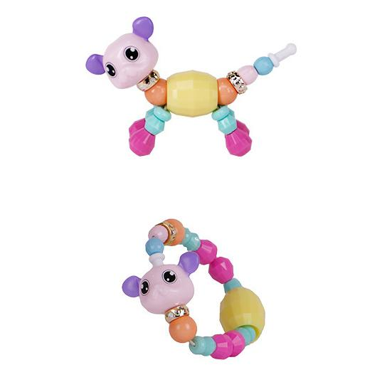 Party Pets Beaded DIY Necklace, Bracelet And Toy