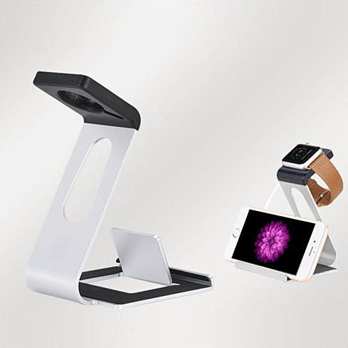 Apple iWatch and iPhone a Dual Charging Stand - VistaShops - 3