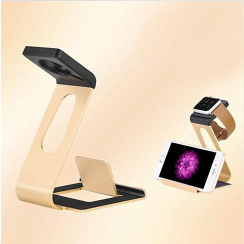 Apple iWatch and iPhone a Dual Charging Stand - VistaShops - 4