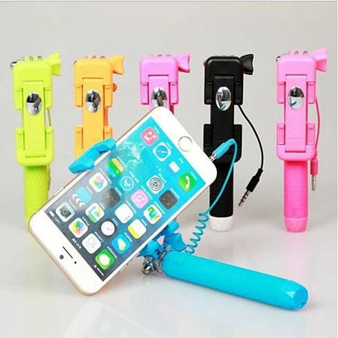 Candy Bar Selfie Stick World's Smallest And Guaranteed To Fit In Your Pocket - VistaShops - 5