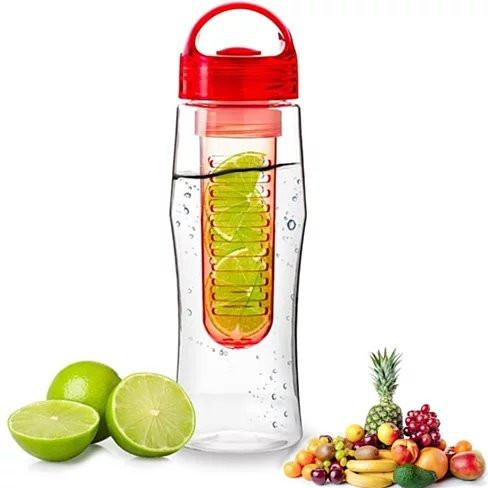 Fruitzola JAMMER Fruit Infuser Water Bottle In 4 Colors - VistaShops - 2