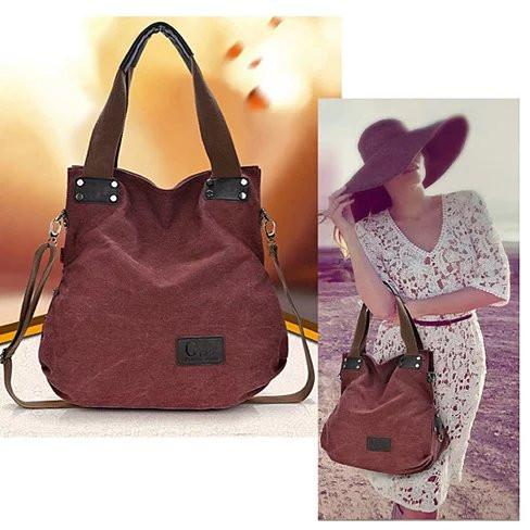 Gypsy Soul Canvas Hand Bag - VistaShops - 4