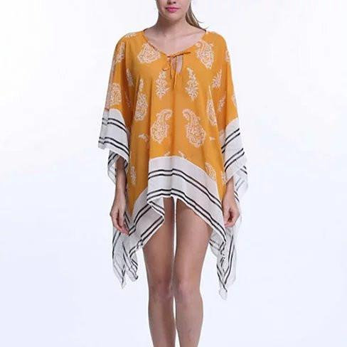 MANGO DELIGHT Tunic And Cover Up - VistaShops - 2
