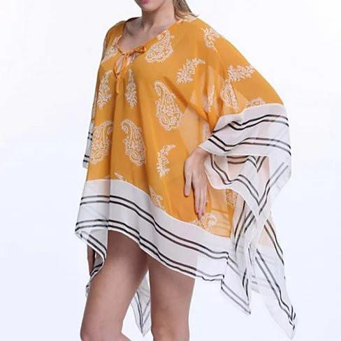 MANGO DELIGHT Tunic And Cover Up - VistaShops - 3