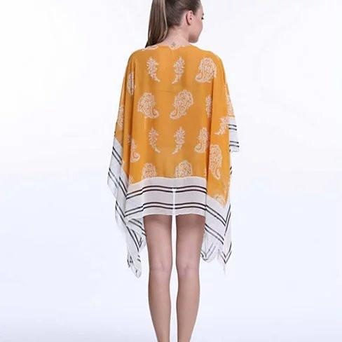 MANGO DELIGHT Tunic And Cover Up - VistaShops - 4