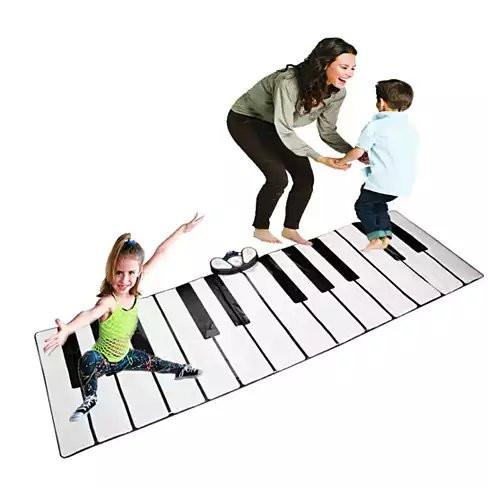 MY 1st GIANT PIANO Sing Along And Dance Along The Piano Touch Mat - VistaShops - 1