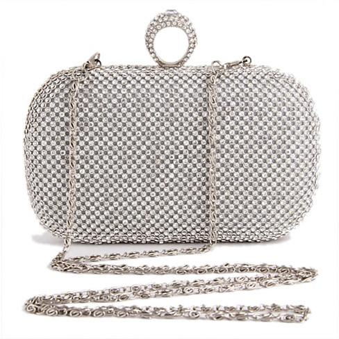 My Diamond Ring Clutch - VistaShops - 3
