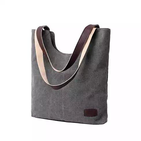 NATURA Cotton Canvas Tote By Journey Collection - VistaShops - 4
