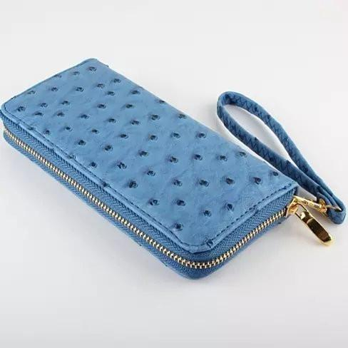 OMG OMG WRISTLETS IN FAUX OSTRICH LEATHER - VistaShops - 1