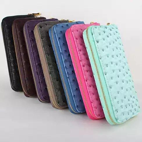 OMG OMG WRISTLETS IN FAUX OSTRICH LEATHER - VistaShops - 2