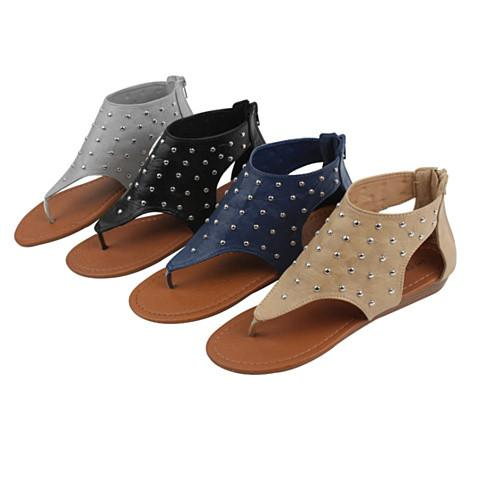 STAR WALKER Star Studded Sandals - VistaShops - 1