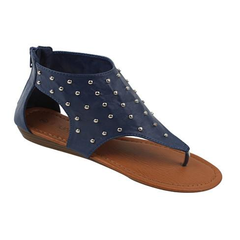 STAR WALKER Star Studded Sandals - VistaShops - 2