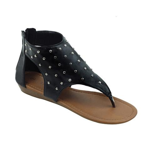 STAR WALKER Star Studded Sandals - VistaShops - 4