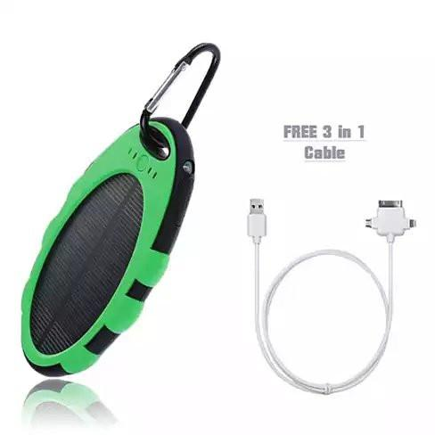 Solar Green PowerLeaf Charge Extender for your Smart Phones and Gadgets - VistaShops - 3