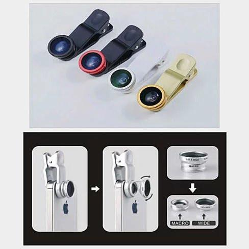 Clip and Snap Clear Image Lens for your Smartphone - VistaShops - 5